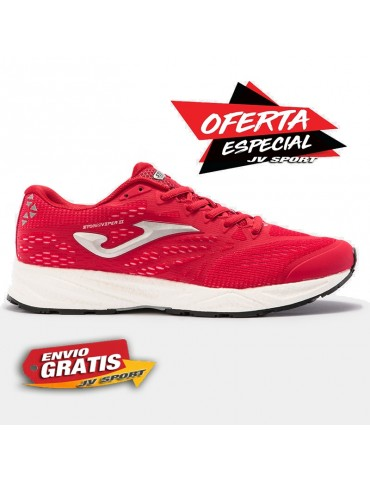 Joma STORM VIPER II mujer RED