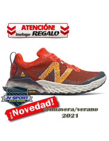 NB Fresh Foam HIERRO V6 RED