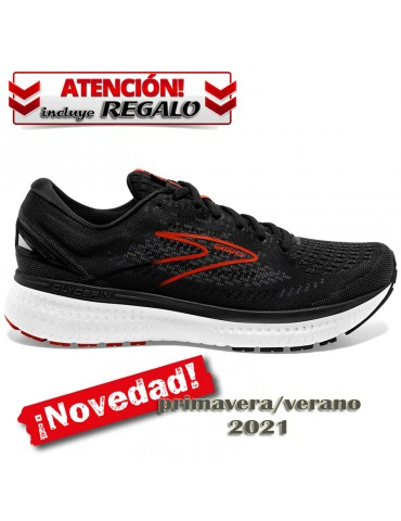 Brooks Glycerin 19 black