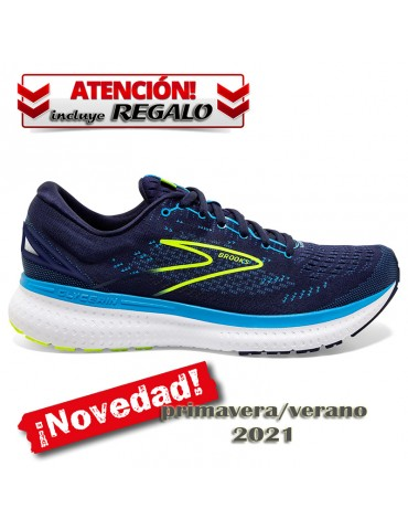 Brooks Glycerin 19 blue