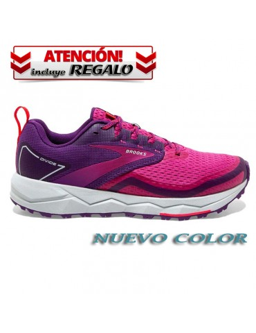 Brooks DIVIDE 2 Mujer new