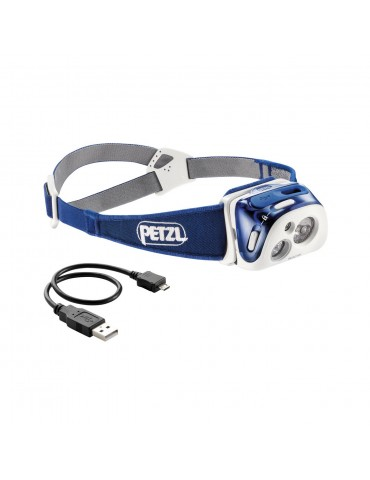 Frontal Petzl REACTIK