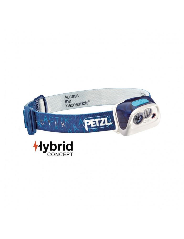 Frontal Petzl ACTIK Hybrid