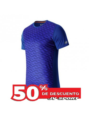 Camiseta NB accelerate Graphic