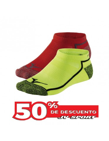 calcetines pack3 mizuno 3...