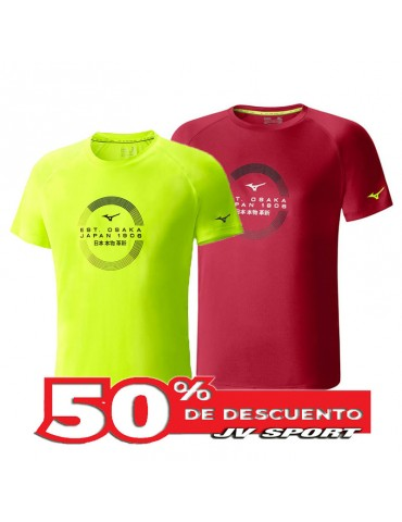 Camiseta Mizuno Transform Tee