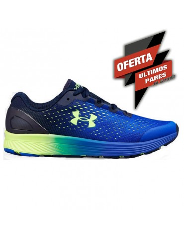 Under Armour Bandit 4 jr