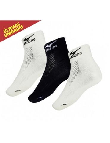 calcetines pack3 mizuno