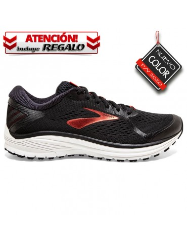 Brooks Aduro 6 black 2020