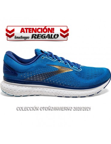 Brooks Glycerin 18 blue