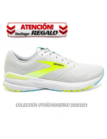 Brooks Ravenna 11 new White