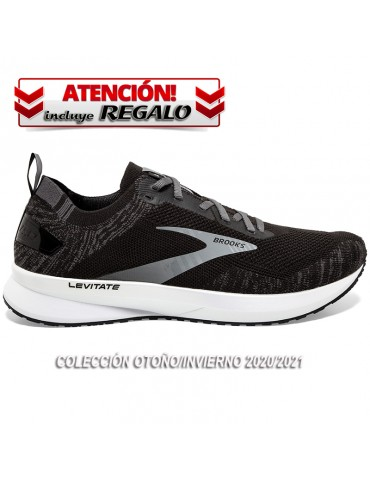 Brooks LEVITATE 4 black