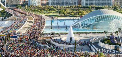 brooks maraton valencia